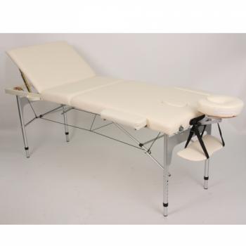 Массажный стол складной Kentavr Yellow brown Life Gear | Venko