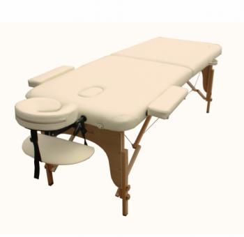 Массажный стол складной ArtOfChoise Mia (Светло-бежевый)