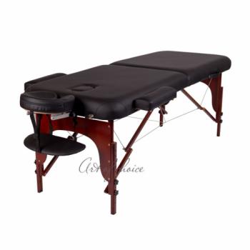 Массажный стол BAS ArtOfChoice (Черный)