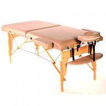 Массажный стол складной Practice cream, Life Gear | Venko