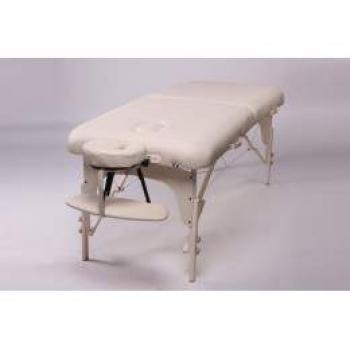 Массажный стол складной Royal black, Life Gear | Venko