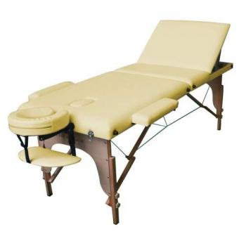 Массажный стол складной ArtOfChoise Sol Comfort (Светло-бежевый) СНЯТО
