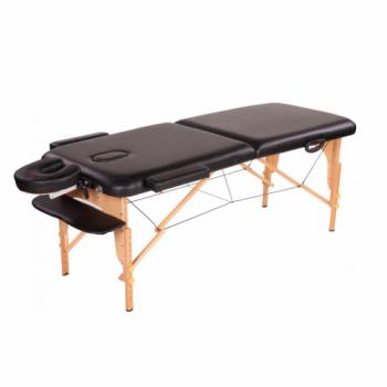 Массажный стол складной Miracle Plus black | Venko