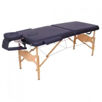 Массажный стол складной Lotos Plus Navy Blue | Venko
