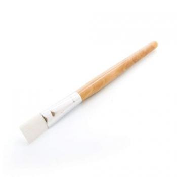 Кисть для нанесения масок с деревянной ручкой Y.R.E | Venko