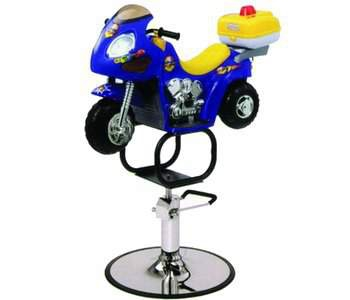 Парикмахерское кресло детское Мотоцикл