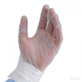 Перчатки виниловые н/с, 1шт. | Venko