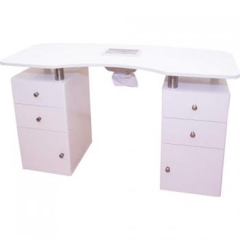 Маникюрный стол с вытяжкой YM-005В | Venko