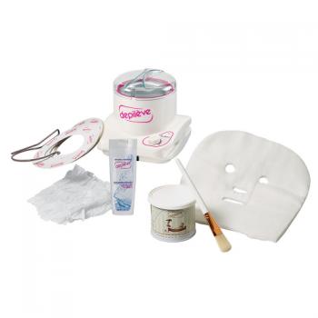 Универсальный набор для парафинотерапии - Depileve universal paraffin semi kit | Venko