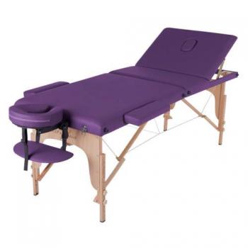 Массажный стол складной ArtOfChoise Sol (Фиолетовый) | Venko