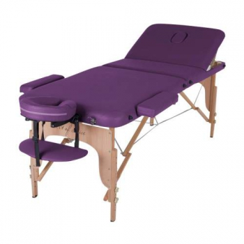 Массажный стол складной ArtOfChoise Den (Фиолетовый)