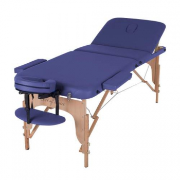 Массажный стол складной ArtOfChoise Den Comfort (Синий) | Venko