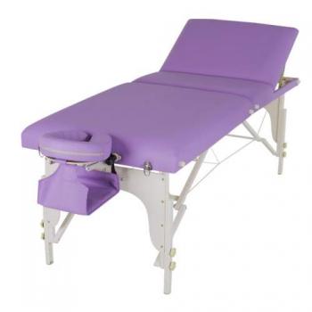 Массажный стол складной ArtOfChoise Bel (Сиреневый) СНЯТО | Venko