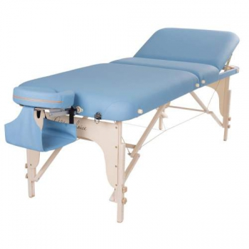 Массажный стол складной ArtOfChoise Han (Светло-голубой) | Venko