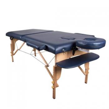 Массажный стол складной Miracle Blue, Life Gear | Venko