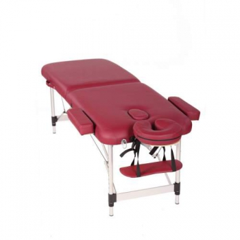 Массажный стол складной Galant burgundy Life Gear | Venko