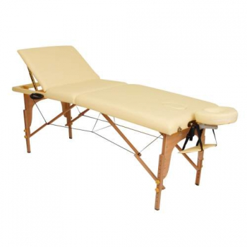 Массажный стол складной Pegas Yellow, Life Gear
