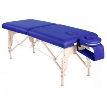 Массажный стол складной Triumph Navy Blue Life Gear | Venko