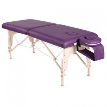 Массажный стол складной Triumph Purple | Venko