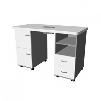 Маникюрный стол Spa 7 с вытяжкой | Venko