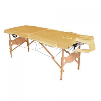 Массажный стол складной LifeGear Lotos Orange | Venko