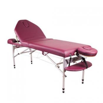 Массажный стол 700 Blanche (темно-вишневый) | Venko