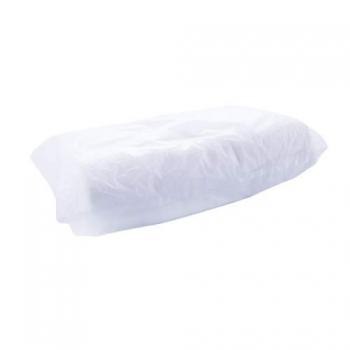 Полотенце одноразовое нарезное текстурное (белое) 40х80см, 50 шт. ТМП | Venko