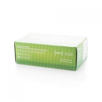 Перчатки латексные без пудры M, 100 шт/уп (white) | Venko