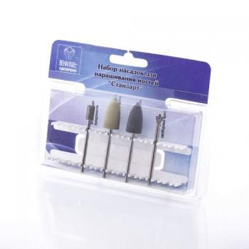 Набор насадок для наращивания ногтей W&N