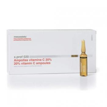 X.Prof 020 Препарат мезотерапии с витамином С 20% 1*5 мл