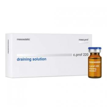 c.prof 220 Дренажный коктейль против отечности / Draining solution, 1*10 мл | Venko