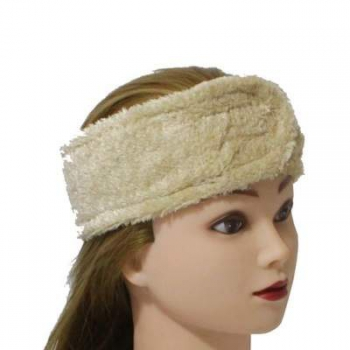Повязка на голову, махровая на липучке 70*10см, ТМП | Venko