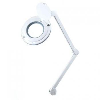 Лампа-лупа настольная 6017 LED 3D 9W, холодный свет | Venko