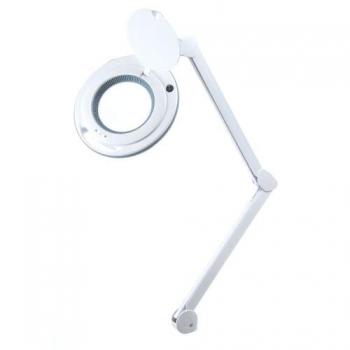 Лампа-лупа 6017 LED 5D (white) с регулировкой яркости
