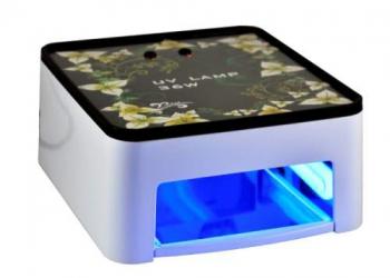 Лампа УФ 36 ватт, 3 таймера+ON, украшения, SM-301 W&N