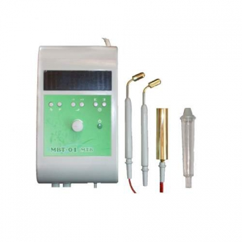 Аппарат для микротоков и вакуумного массажа МВТ-01 МТВ