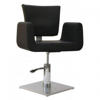 Кресло парикмахерское ORLANDO на пневматике хром