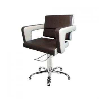 Кресло парикмахерское FLAMINGA на пневматике хром | Venko