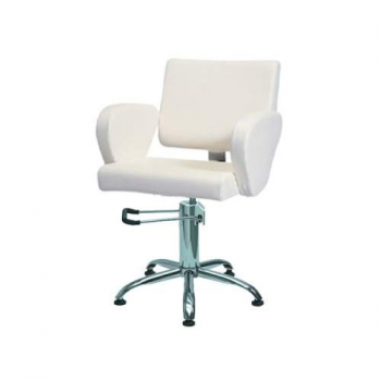 Кресло парикмахерское Roxie на пневматике хром | Venko