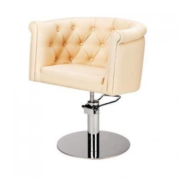 Кресло парикмахерское Mali на гидравлике хром | Venko