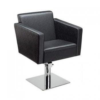 Кресло парикмахерское Quadro на гидравлике хром | Venko