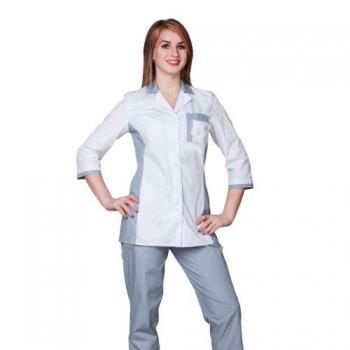 Жакет медицинский женский Виктория, размер 40