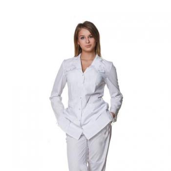Жакет медицинский женский модель 02, размер 50-58
