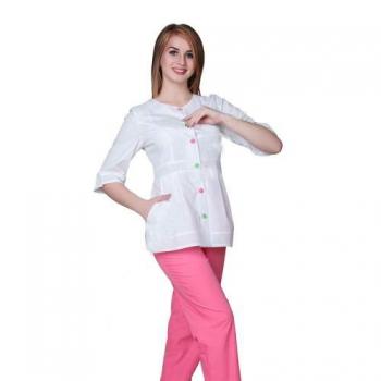 Жакет медицинский женский Полина, размер 40 | Venko