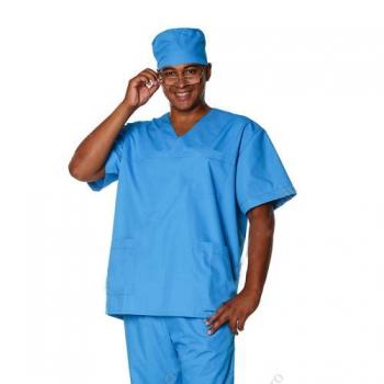 Костюм медицинский хирургический (без застежки), размер 60-64