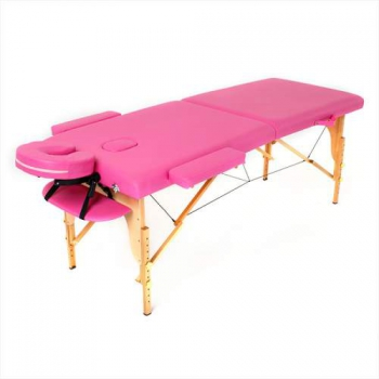 Массажный стол RelaxLine, Lagune, розовый | Venko