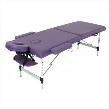 Складной массажный стол Florence RelaxLine фиолетовый | Venko