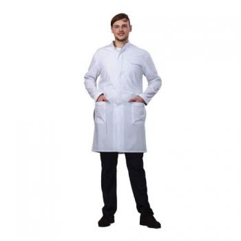 Халат медицинский Артур, размер 50-58 | Venko
