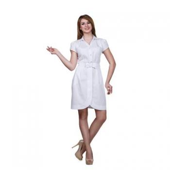 Халат медицинский Софи, размер 50-58 СНЯТ | Venko