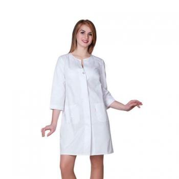 Халат медичний Емілі, розмір 60-64 | Venko